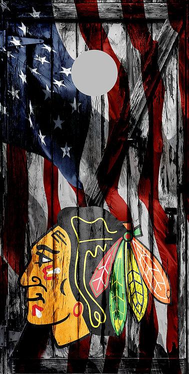CHICAGO BLACKHAWKS 7