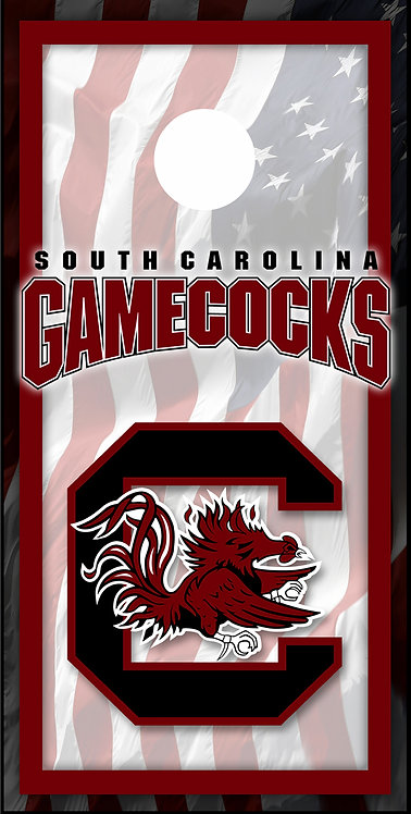 SOUTH CAROLINA GAMECOCKS 9