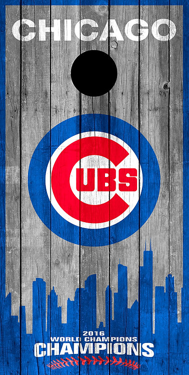 CHICAGO CUBS 16