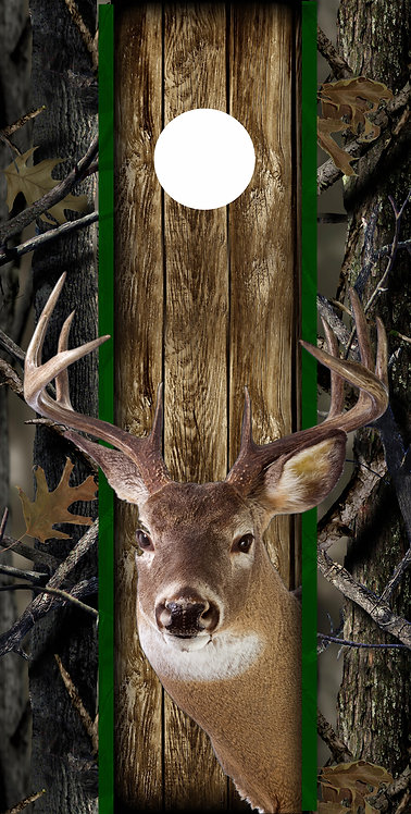 HUNTING- WHITETAIL BUCK- DEER