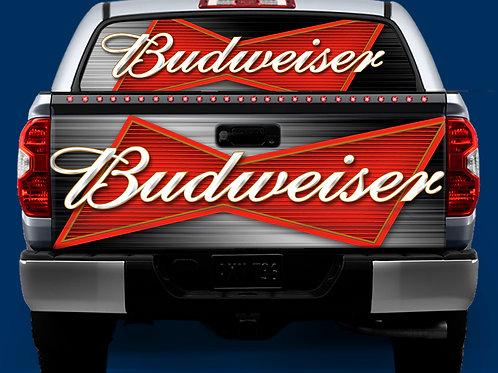 Tailgate / Window Wrap - Budweiser