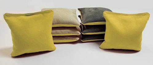 Set of 4 - Pro-Style Buttercup Yellow