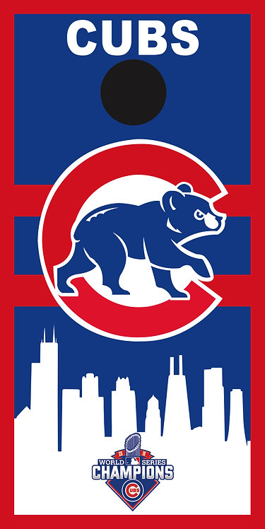 CHICAGO CUBS 9
