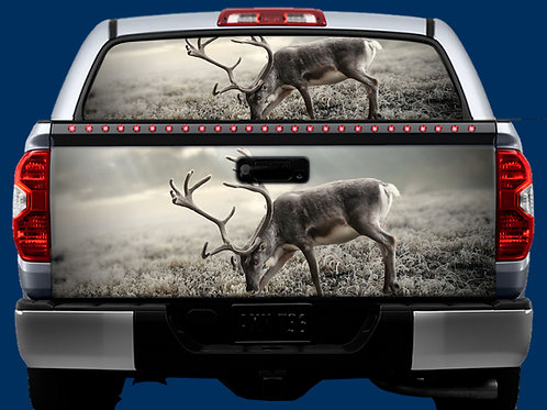 Tailgate / Window Wrap - Deer 3