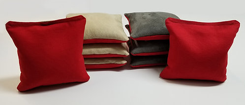 Set of 4 - Pro-Style Red