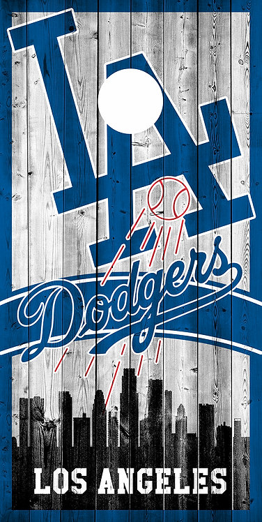 LOS ANGELES DODGERS 8