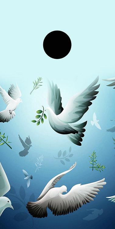 Cartoons 12 Doves