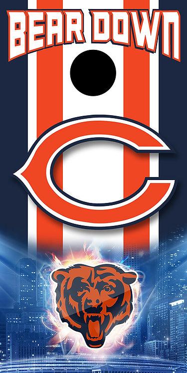 CHICAGO BEARS 3