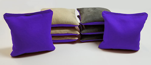 Set of 4 - Pro-Style Purple