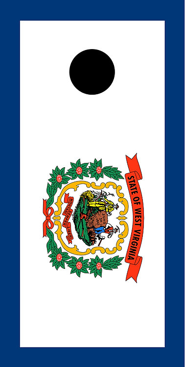 State Flag - West Virginia 1