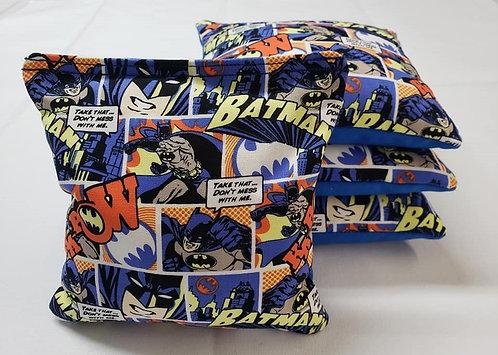 Set of 4 -DC Comics Batman FREE SHIPPING