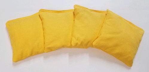 Set of 4 - Banana's & Cream