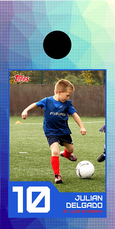 Sports Custom Collection Card 3