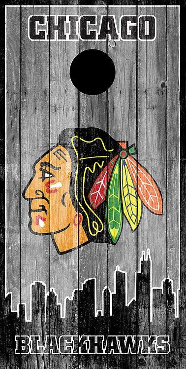 CHICAGO BLACKHAWKS 8
