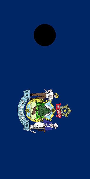State Flag - Maine 1