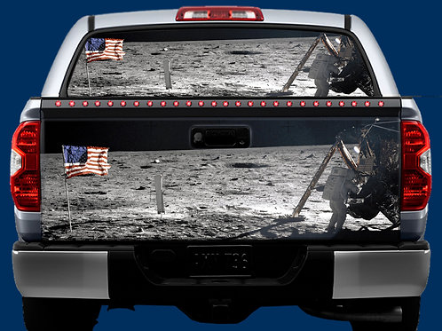 Tailgate / Window Wrap - Armstrong