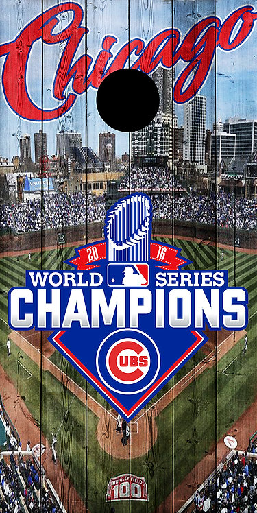 CHICAGO CUBS 21