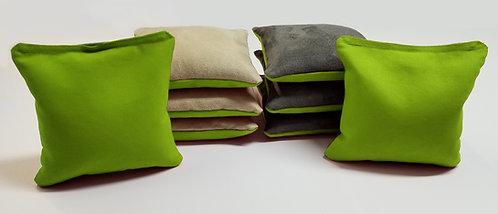 Set of 4 - Pro-Style Apple Green