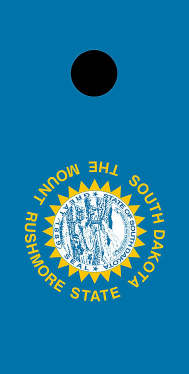 State Flag - South Dakota 1