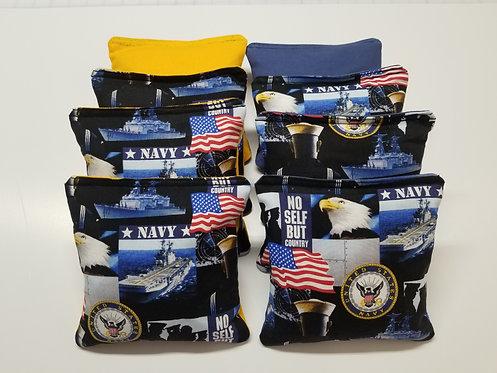 Set of 4 - US Navy
