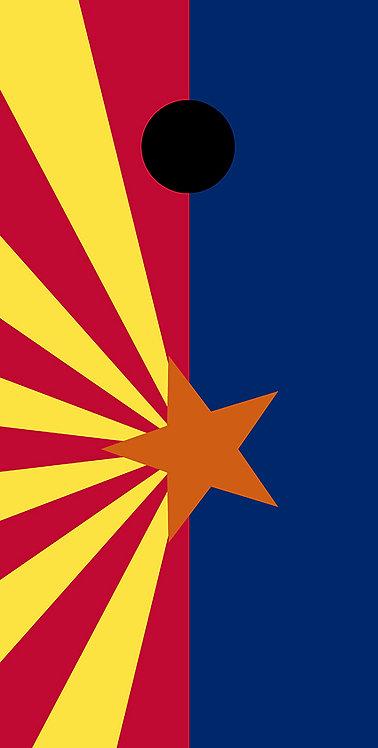 State Flag - Arizona 1