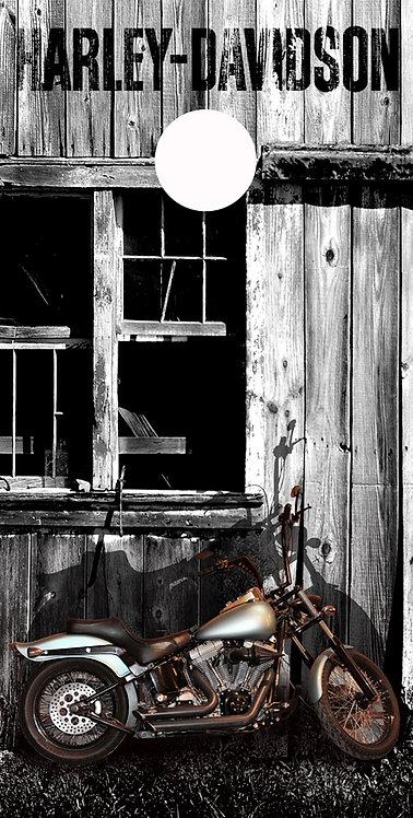Harley Davidson Barn