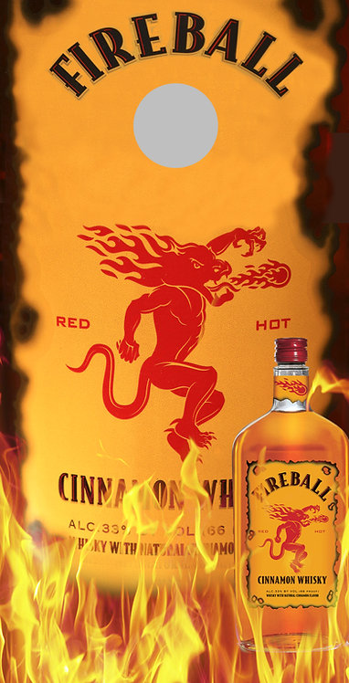 Nightlife 5- Fireball Cinnamon Whisky