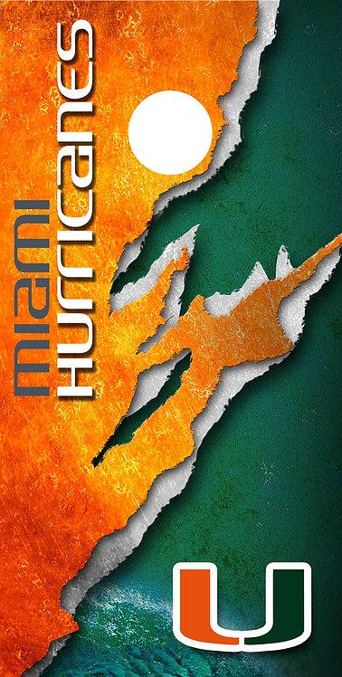 MIAMI HURRICANES 7