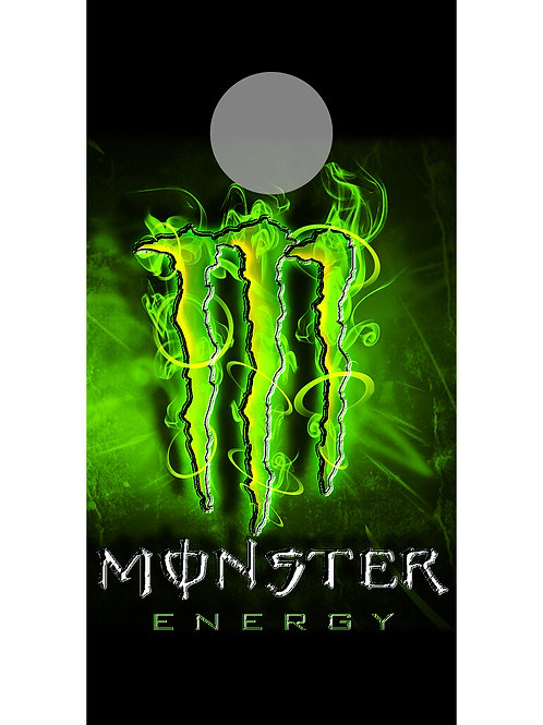 Monster Cornhole Wrap Set