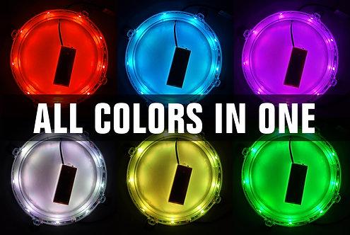 RING LIGHT SET (Multi-Color RGB Light Changing)