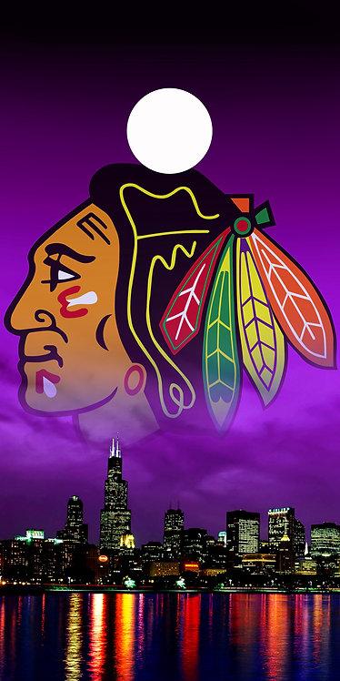 CHICAGO BLACKHAWKS 3