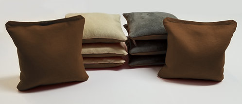 Set of 4 - Pro-Style Brown