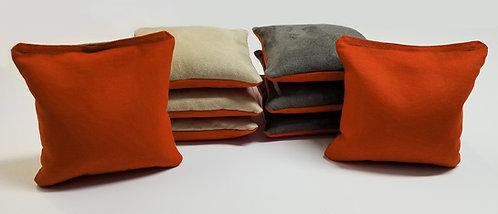 Set of 4 - Pro-Style Orange