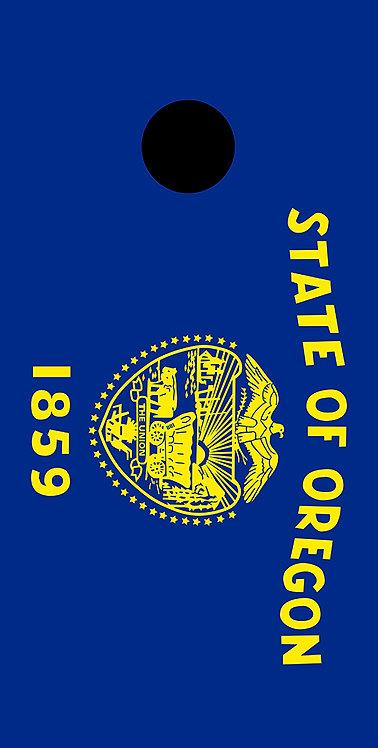 State Flag - Oregon 1