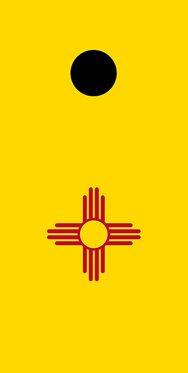 State Flag - New Mexico 1