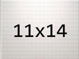 11 x 14 Canvas