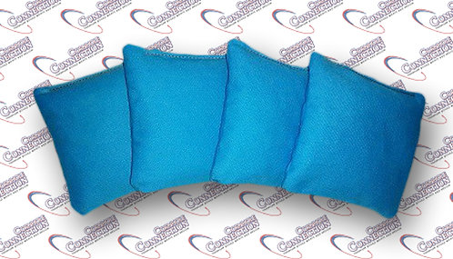 Set of 4 - Turquoise
