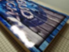 cornhole board wraps