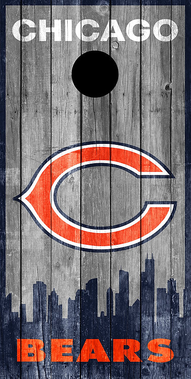 CHICAGO BEARS 9