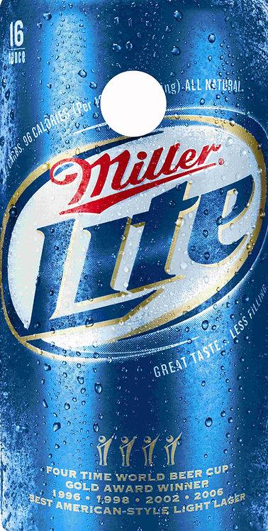 Nightlife 21- Miller Light