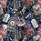 Thumbnail: Set of 4 - US Navy Dog Tags