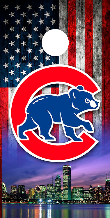 CHICAGO CUBS 25
