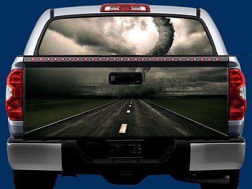 Tailgate & Window Wrap Kit - Tornado