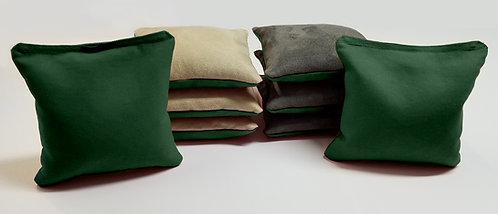 Set of 4 - Pro-Style Hunter Green