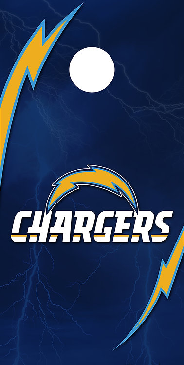 LOS ANGELAS CHARGERS 1