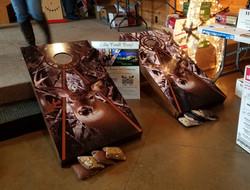 Cornhole Deer Wrap