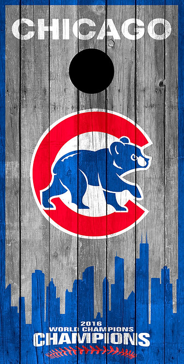CHICAGO CUBS 17