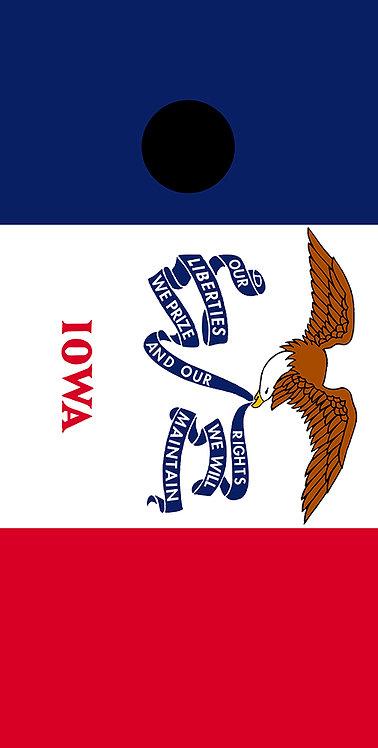 State Flag - Iowa 1
