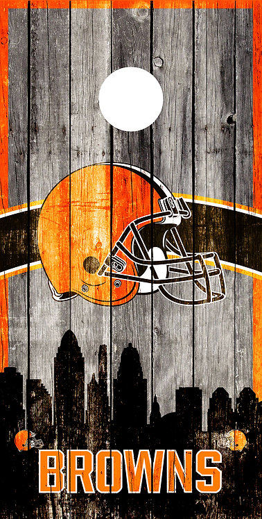 CLEVELAND BROWNS 1