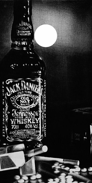 Nightlife 8- Jack Daniels Tennessee Whiskey